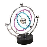 Biurka Saldo Ball Ozdoby Ozdoby Piłka Fizyczne Perpetual Ruchu Instrument Home Decor #30