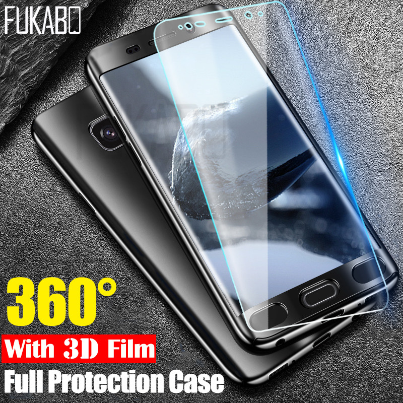 galaxy s8 360 hard case