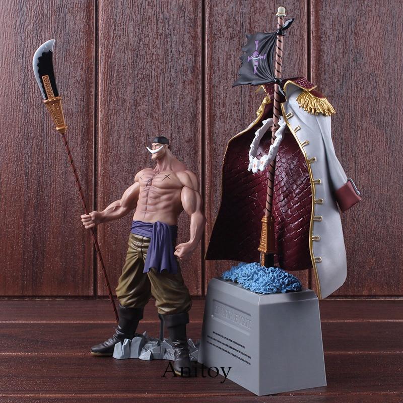 Banpresto The Grandline Men Edward Newgate Whitebeard One Piece DXF Figure A