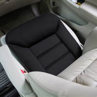 Four Season Car Front Seat Protector Universal Size Auto Seats Covers Breathable Memory Cotton Interior Cushion