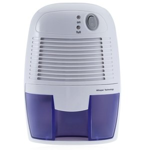 Image 2 - Portable Mini Dehumidifier for Home 500ML Moisture Absorbing Air Dryer with Auto off and LED indicator Air Dehumidifier Machine