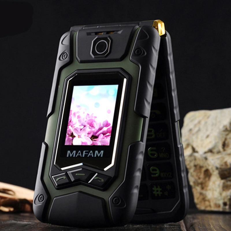Toque Flip Doble pantalla doble Tierra Dual SIM Rover X9 vs X10 - Teléfonos móviles - foto 5