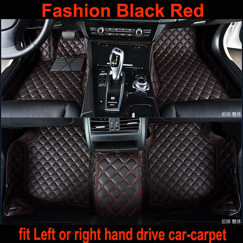 Car Floor Mat Fit Left Or Right Hand Drive Fit Bmw 1 3 5 7 Series X1 X3 X4 X5 X6 428i 520i 530i