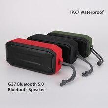 G37 IPX7 Waterproof Wireless Speaker 10W Big Sound Bluetooth speakers 5.0 Outdoor Portable Deep Bass 3D