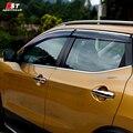 Дым Vent Тень Дождь Окно Visor Крышка Накладка Для Nissan Qashqai/Вс/Ветер Охранник Стайлинга Автомобилей Для Qashqai 2016 Маркизы Навесы