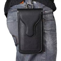 4Colors Rhino Pattern Universal Phone Cover For Acer Liquid E700 E700 Trio Waist Belt Clip Holster