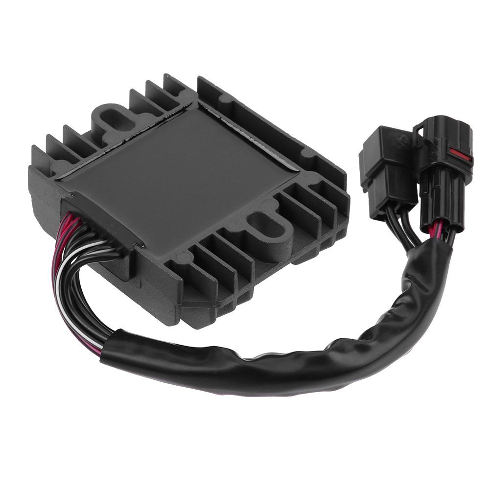 Motorcycle Voltage Regulator Rectifier Three-phase Full Wave Rectifier for SUZUKI GSXR600/750 Kawasaki 650R