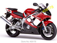 Hot Sales,For YAMAHA YZFR6 1998 1999 2000 2001 2002 YZF600R YZF R6 98 99 00 01 02 motorcycle fairing (Injection molding)