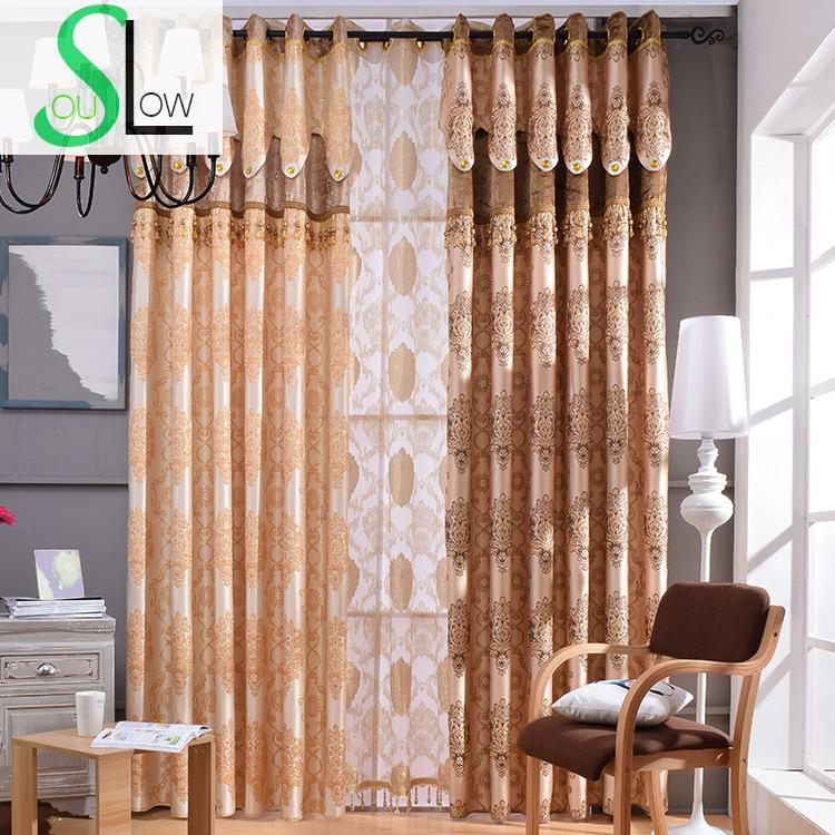 Online Get Cheap Yellow Gold Curtains Aliexpresscom Alibaba Group