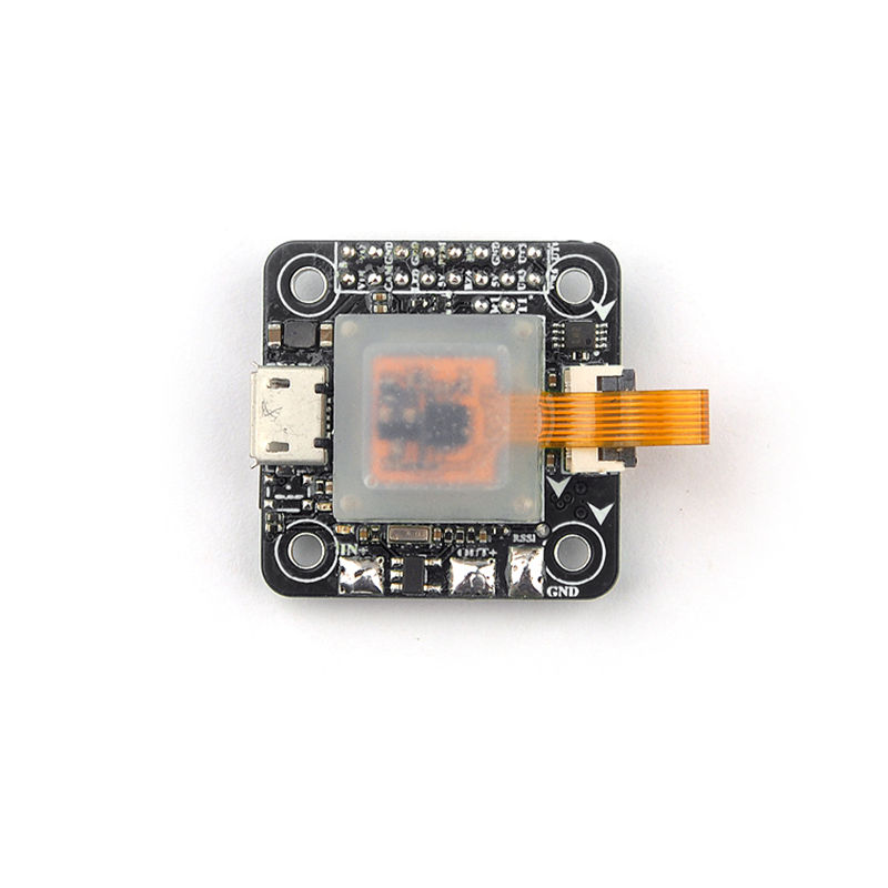 Omnibus F4 Corner for Nano Flight Controller Build In OSD Current Sensor With Damping Box IMU For Multirotor RC FPV Racing Drone betaflight omnibus f4 flight controller built in osd power supply module bec for fpv quadcopter drone accessories fpv aerial pho