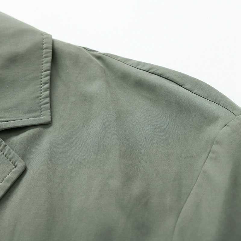 Semir graben jacke für Männer 2018 Herbst Lange stil Dünne Mantel Korean Fashion Casual Kleidung Männlichen Mäntel Jugend Männer Windjacke