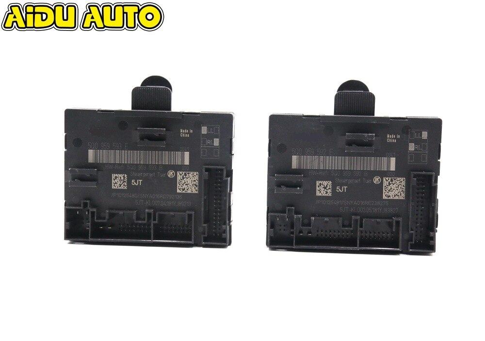 use for vw golf 7 7 5 mk7 tiguan l wireless charger module 5na 980 611 b FOR VW Door Control Module 5Q0959592B 5Q0 959 592 B 5Q0 959 593 B 5Q0959593B Tiguan Golf MK7 A3 8V