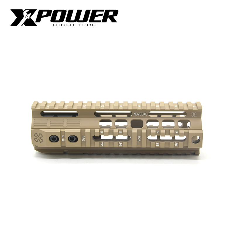 XPOWER Rail System 4