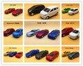 В штучной упаковке GTR Спортивный автомобиль Семейный автомобиль ВНЕДОРОЖНИК 24 Различные модели модели автомобилей Детские игрушки Украшения автомобиля
