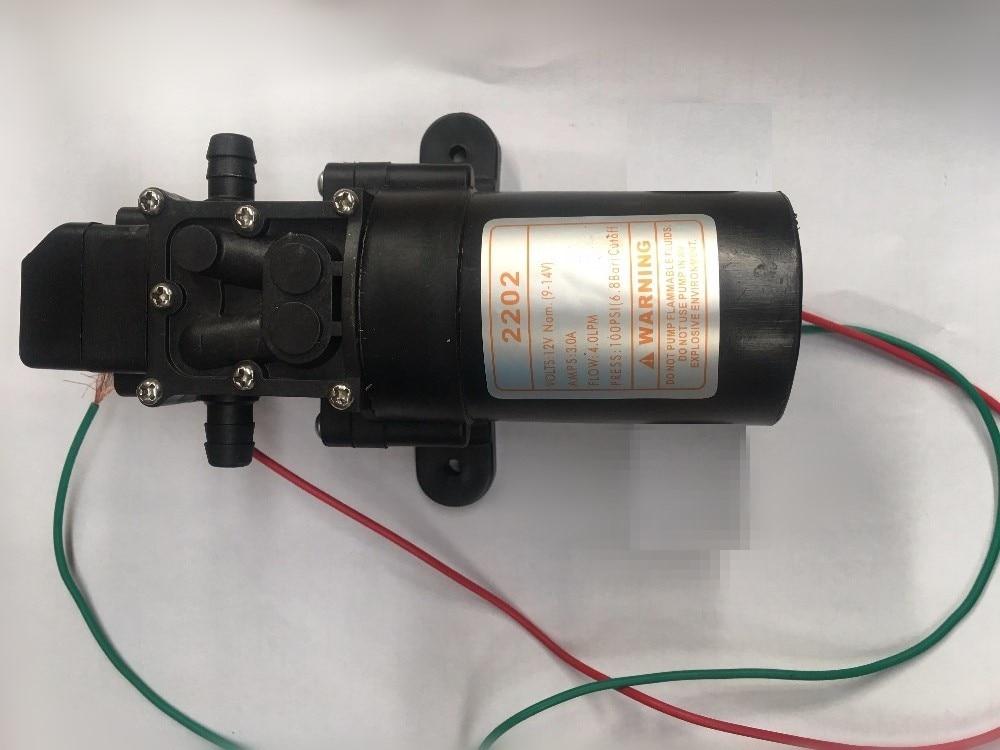 new dc 12v 36w 0 8mpa 4l min micro diaphragm pump intelligent mini rh aliexpress com