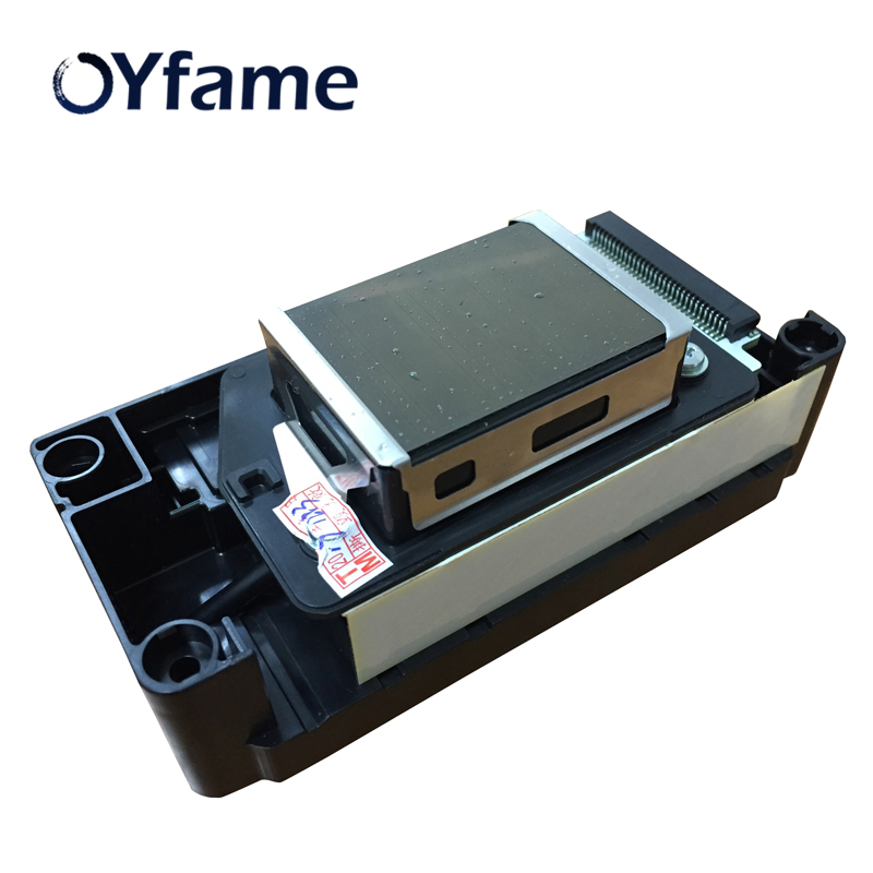 OYfame F158000 Printer head DX5 Printhead For Mutoh RJ900C print head dx5 print head for Epson R1800 R2400 printer head image