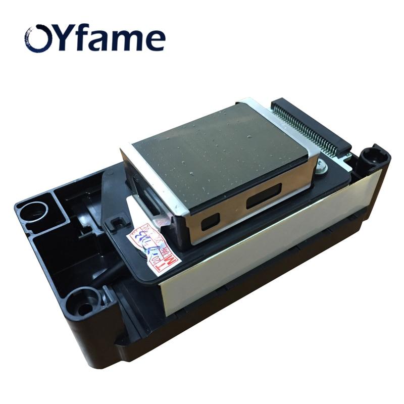 OYfame F158000 RJ900C DX5 cabeça Da Impressora Da Cabeça De Impressão Para Mutoh dx5 da cabeça de impressão cabeça de impressão da cabeça de impressão para Epson R1800 R2400