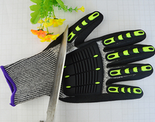 TPR Tactical Working Cut-resistant Anti Abrasion Safety Gloves self-defense provide Cut Resistant Gloves