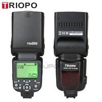 Triopo Speedlite Flash blitzgerät TR 960 III 2 4G Wireless Anzug für Sony A850 A450 A500 A560 A77 A65 A33 A35 kameras Genunie-in Blitze aus Verbraucherelektronik bei