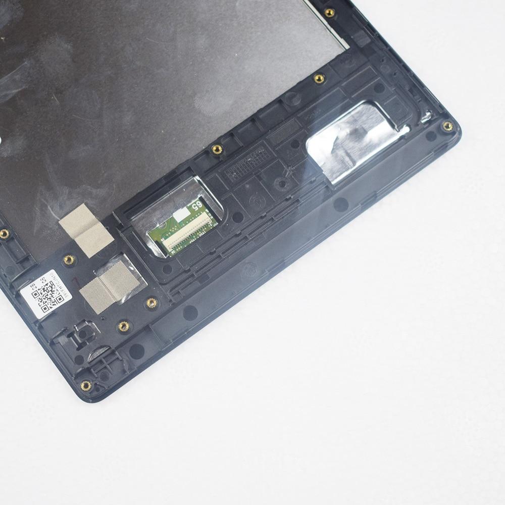 Nuevo para Asus Zenpad 8,0 Z380 Z380KL Z380CX Z380CX Z380C Z380M P024 pantalla LCD + MONTAJE DE digitalizador de pantalla táctil con marco - 2