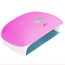 48W nail dryer UV LED nail light gel polishing curing lamp nails machine uv(China)
