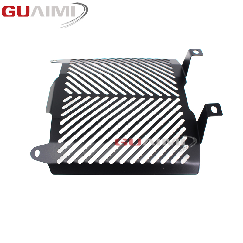 Motorcycle Radiator Guard Stainless Steel Cover Grille Protector Guard Accessories For KTM 690 Duke 2012 2013 2014 2015 - 2017 motorcycle front rider seat leather cover for ktm 125 200 390 duke