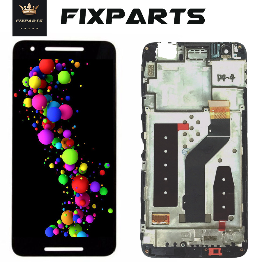 Original Google Huawei NEXUS 6P LCD Display Touch Screen Digitizer Panel Assembly With Frame Replace 5.7 Google Nexus 6p LCDOriginal Google Huawei NEXUS 6P LCD Display Touch Screen Digitizer Panel Assembly With Frame Replace 5.7 Google Nexus 6p LCD