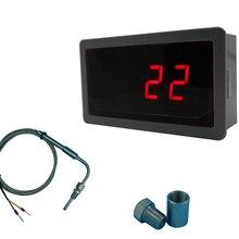 Красный датчик светодиода с датчиками температуры EGT и комбинированным комплектом сварного банда по Фаренгейту