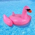 Summer Swan Float Pool Swim Ring Water Fun Swiming Float Boat For Babys Children