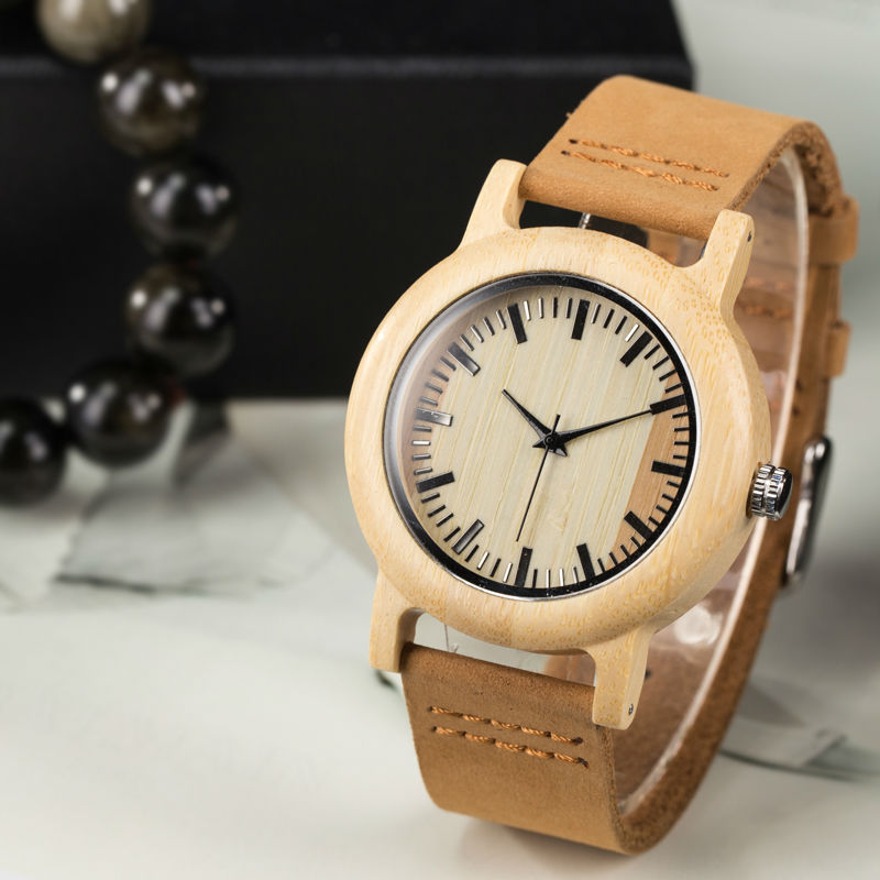 2017 Brand Women s Wooden Geneva Bracelets Watch With Wood Watches For Ladies Leather Quartz Casual