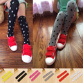 Children's Star Socks Kids Knee High Socks Girls Dance Over Knee School Socks Cotton Long Leg Warmer Color Brand High Quality