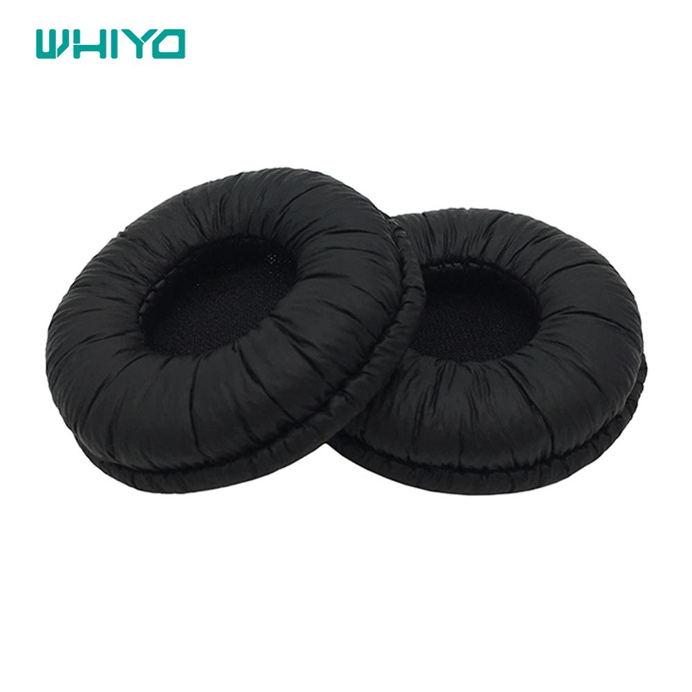 Whiyo 1 Pair Of Replacement Ear Pads Cushion Cover Earpads Pillow For NOKIA BH501 BH503 BH504 BT501 Headphone