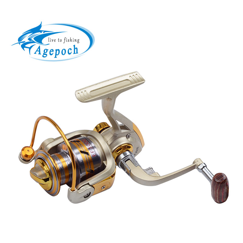 Agepoch 10 bb spinning spin drag carpfishing cheap fishing for Discount fishing reels