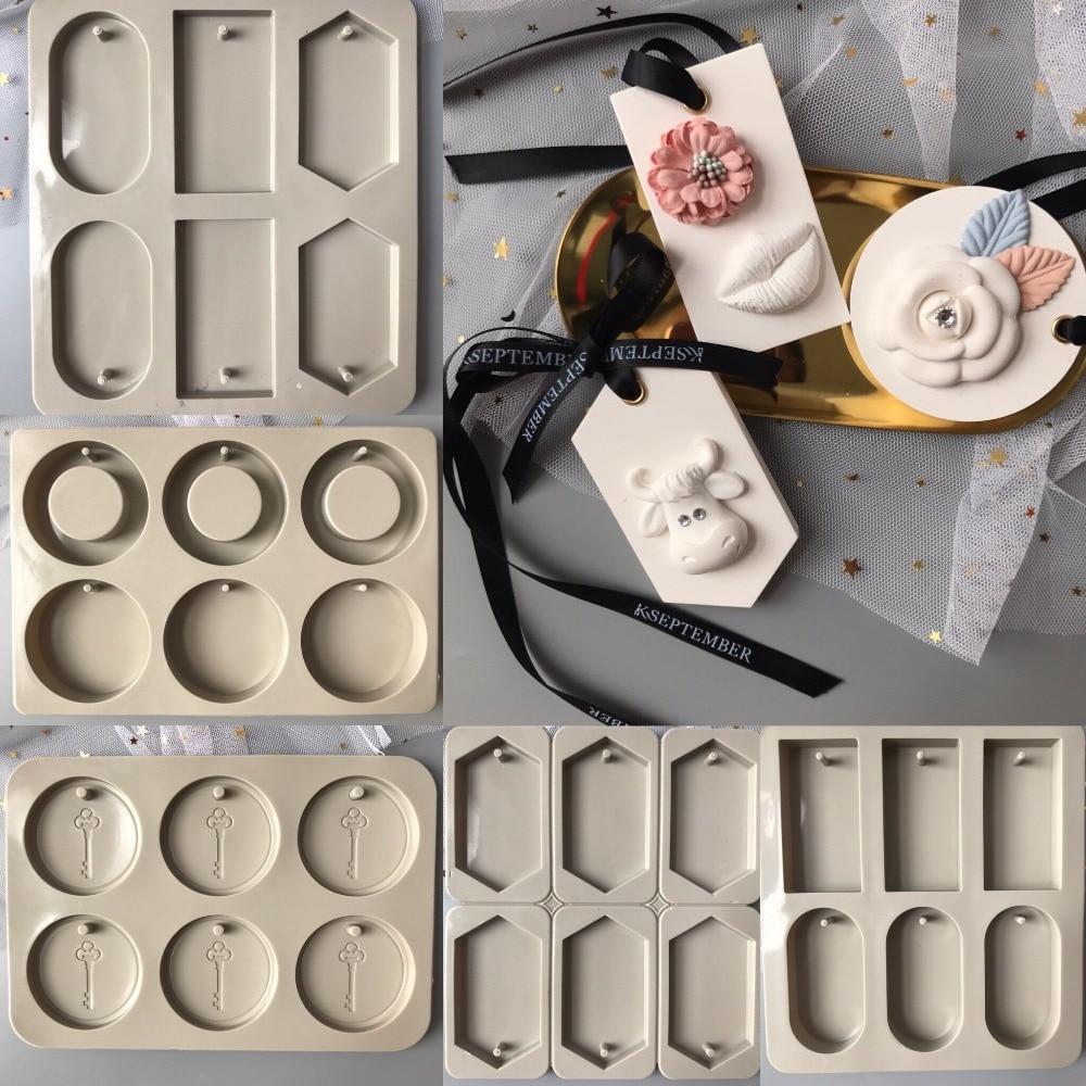 monotrou aromathérapie cire moules en silicone bricolage arôme gypse