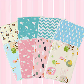 Baby Nappy Changing Pad Cover Baby Cotton Ecologic Diaper 1