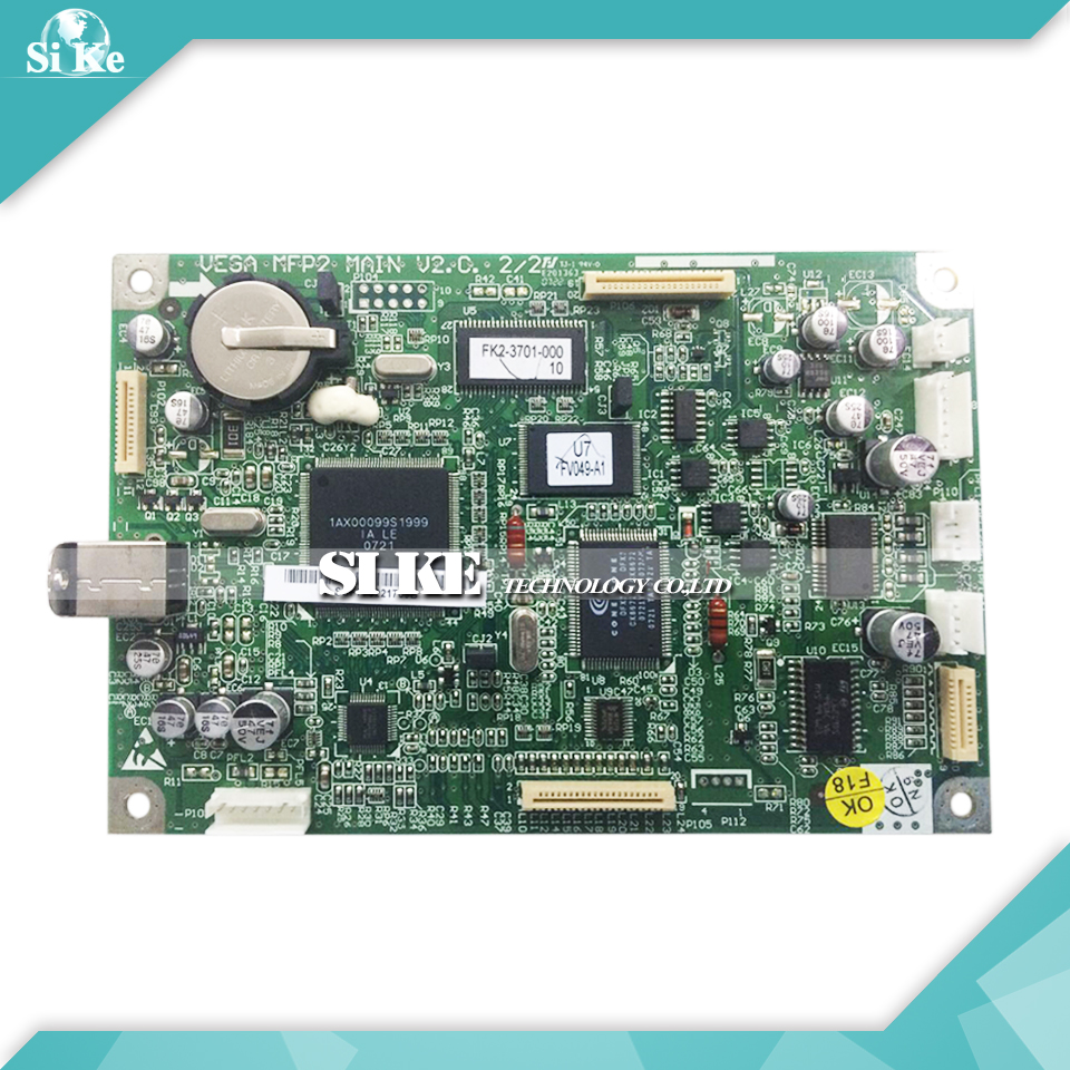 все цены на Free shipping Formatter board for Canon MF 4150 4140 MF4150 FK2-3701-000 Main Board On Sale онлайн