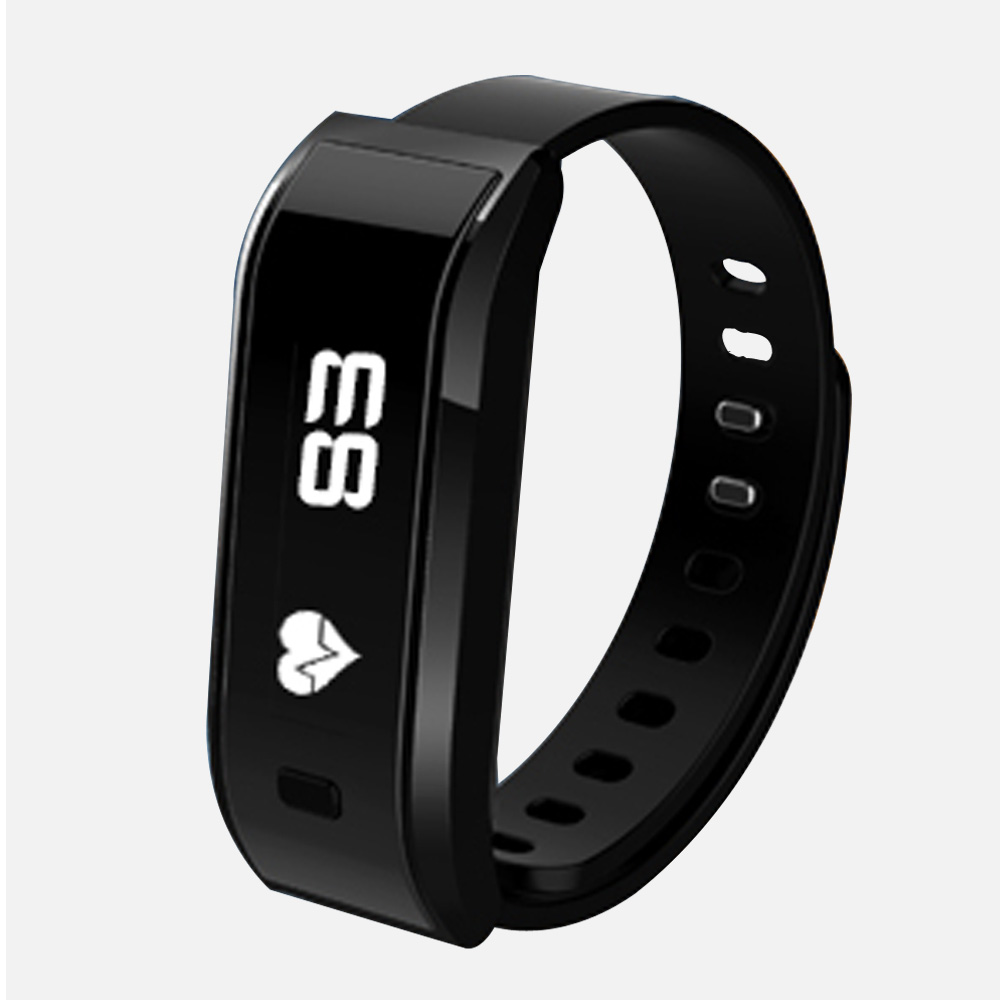 Smart Bracelet Bluetooth Band Heart Rate Monitor Watch Sport Wristband for iPhone Xiaomi Samsung Android Smartphone