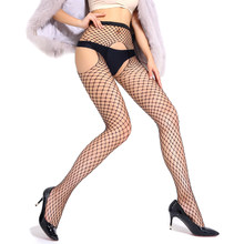7d65fd2e6 New Fashion Women Sexy Open Crotch Pantyhose Stocking Sexy Lingerie  Underwear Womens Crotchless Tights Fishnet Stockings