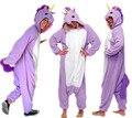 Adult Unisex Pijama Unicornio Purple Unicorn Onesies Pajamas Costume My Little Pony Pyjamas Halloween Costume Christmas Party