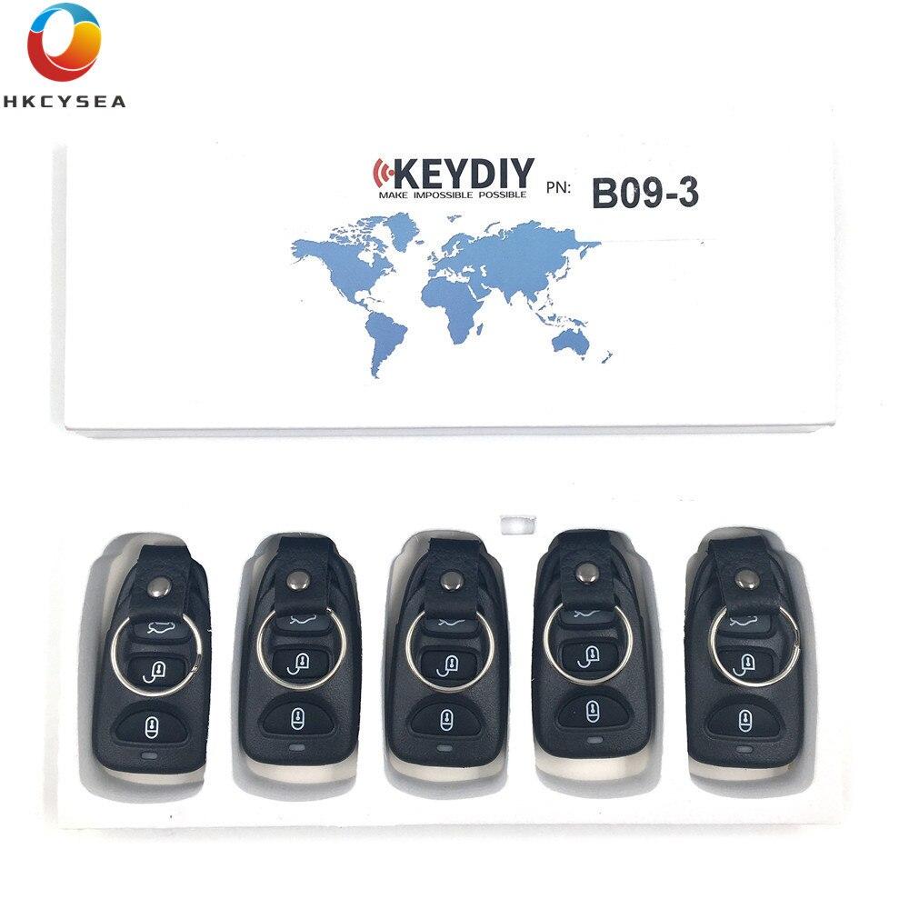 HKCYSEA KD B12 4 For KD900 KD900 URG200 Key Programmer B Series Remote Control 5pcs lot