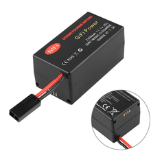 High Power 11.1V 2300mAh 25C LiPo Battery Long Flight Time Recyclable for Parrot AR.Drone 2.0 Quadcopter