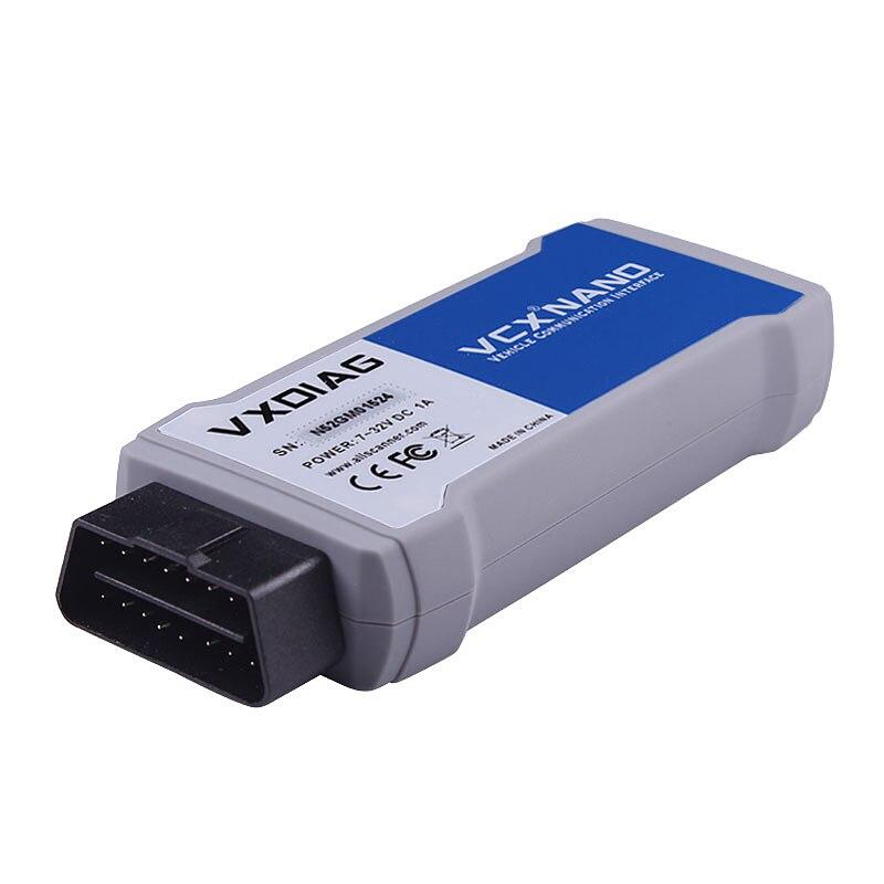 VXDIAG NANO obd2 auto diagnose scanner Für OPEL GDS2 Online programmierung Für G-M Tech2win MDI USB auto diagnose werkzeug Für saab
