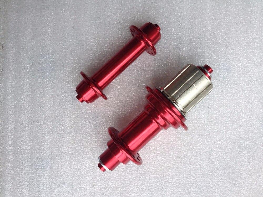 18 21 trous de clé G3 dentelle Super léger Powerway R13 moyeux de vélo de route noir rouge blanc