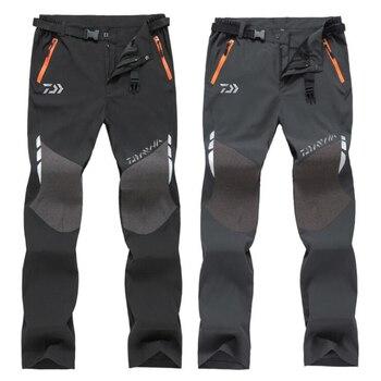 DAIWA nouveau été saison chaude randonnée Trekking pêche Camping escalade course pantalon grande taille surdimensionné imperméable en plein air pantalon