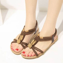 2018 Fashion Women Shoes Sandals Comfort Sandals Summer Flip Flops High Quality Flat Sandals Gladiator Sandalias Mujer