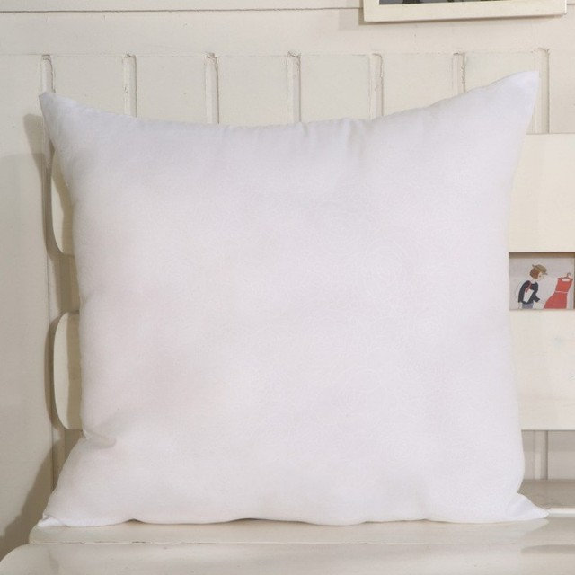 Pillow Core High-elastic PP Cotton Cushion Core Pillow Lumbar Compression  PW003 Three-dimensional 7D Hollow Cotton Filling