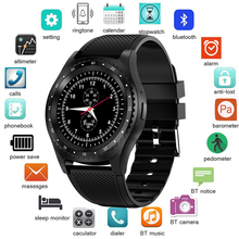 цена LIGE 2019 New Smart watch men Women Sport watch Color LED Touch Screen Reminder watch Support SIM TF card For Android IOS Reloj онлайн в 2017 году