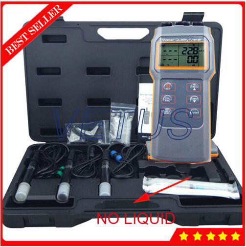 AZ86031 Online dissolved oxygen meter with Water Quality Dissolved oxygen tester PH meter Conductivit Salinity reisenthel loopshopper m os7003