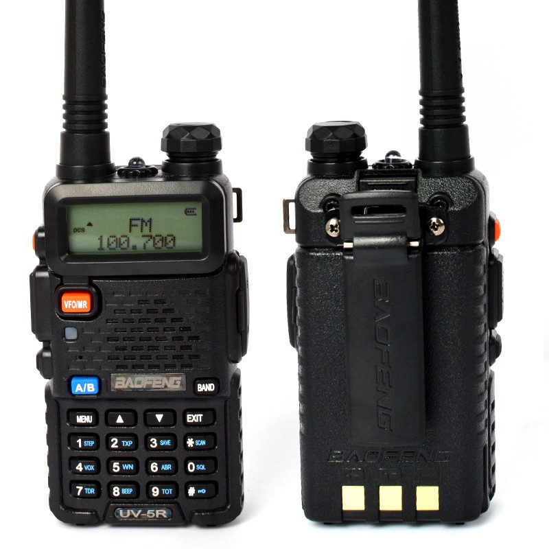 4pcs Walkie Talkie UHF 403 470MHz Frequency Portable Ham Radio Hf Transceiver Radio Communicator Han