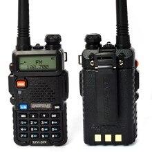 4pcs BaoFeng UV-5R Walkie Talkie CB Two Way Radios VHF/UHF 136-174&400-520MHz Dual Band Amateur Handheld UV 5R Portable Radio